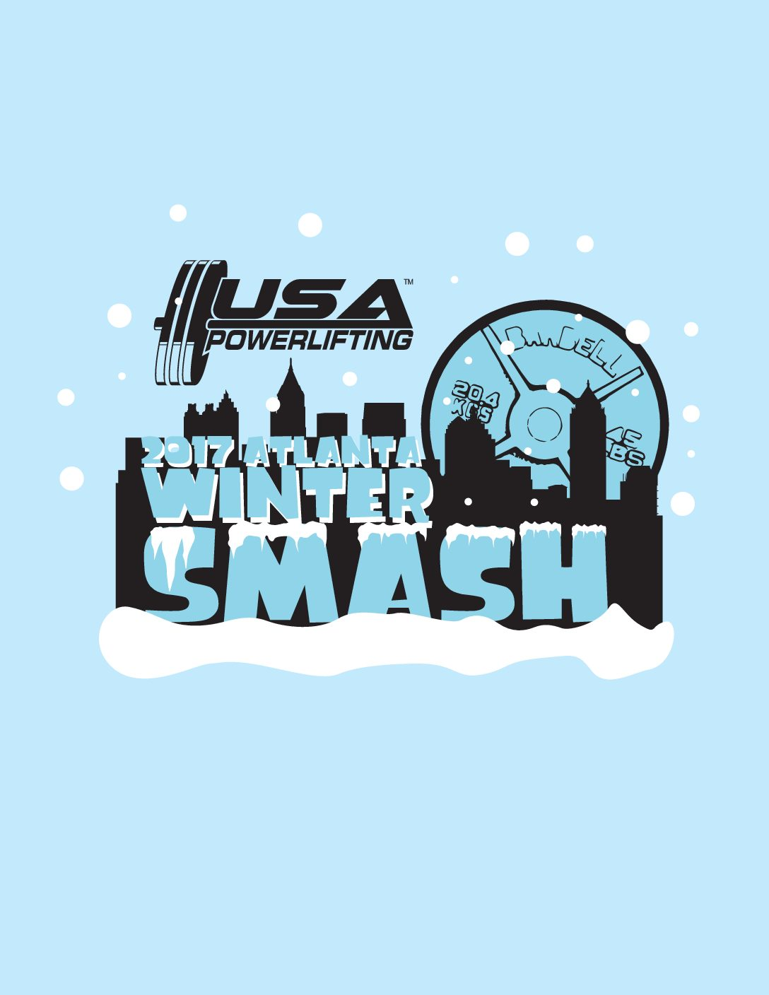 The USAPL ATL Winter Smash is this weekend!