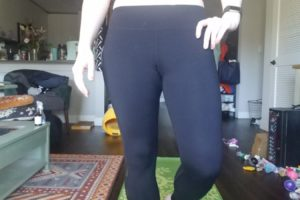 The Thick Thighs Project: Feed Me Fight Me ~ leggings review
